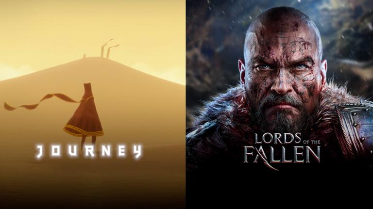 Les jeux gratuits du PlayStation Plus en septembre : Journey, Lords of the Fallen...