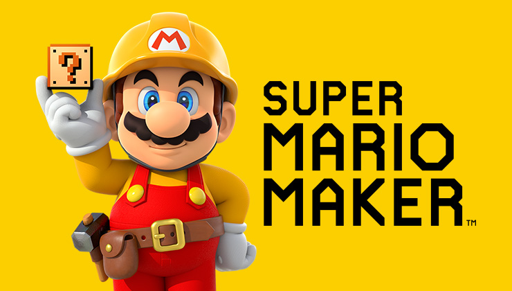 Super Mario Maker arrive sur Nintendo 3DS