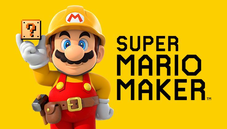 Super Mario Maker arrive sur Nintendo 3DS