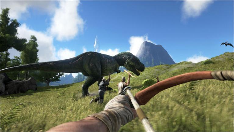 Ark : Survival Evolved reçoit une mise à jour pour lui permettre d'atteindre les 720p sur Xbox One