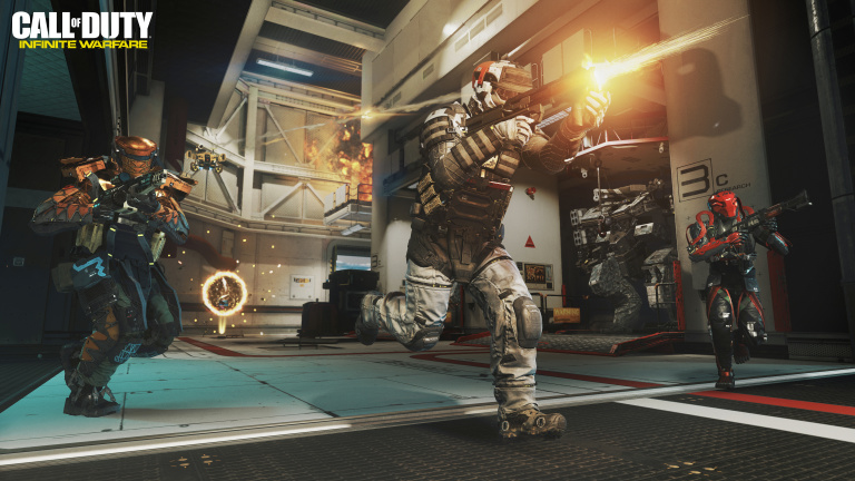Call of Duty Infinite Warfare, un multijoueur trop sage ?
