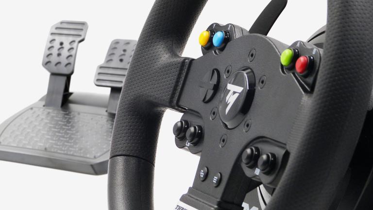 Test du volant Thrustmaster TMX Force Feedback : Juste ce qu'il faut sous le capot