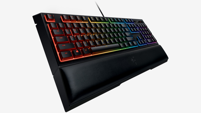 razer chroma ornata un clavier hybride m canique et membrane actualit s. Black Bedroom Furniture Sets. Home Design Ideas