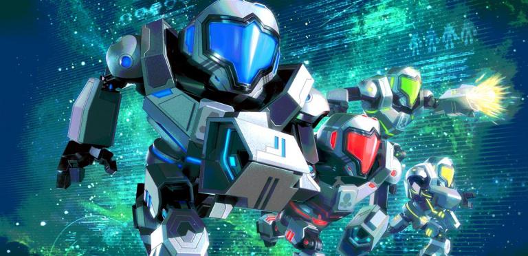 Metroid Prime Federation Force ne fait pas recette au Japon