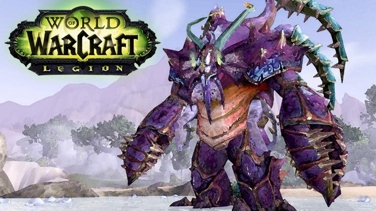 WoW Legion - Un boss secret découvert par les joueurs