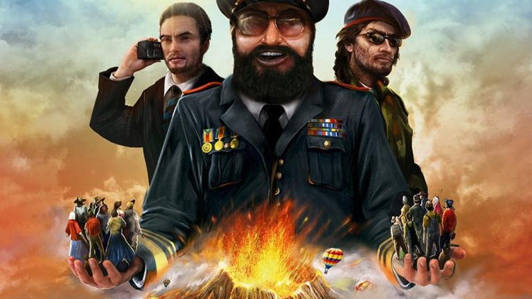 Tropico 4 est actuellement gratuit sur le Humble Store