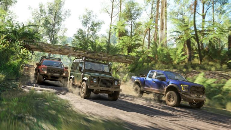 Forza Horizon 3 : La démo confirmée