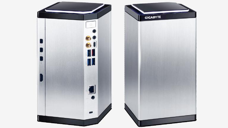 Gigabyte lance deux nouveaux mini-PC, les Brix Gaming UHD