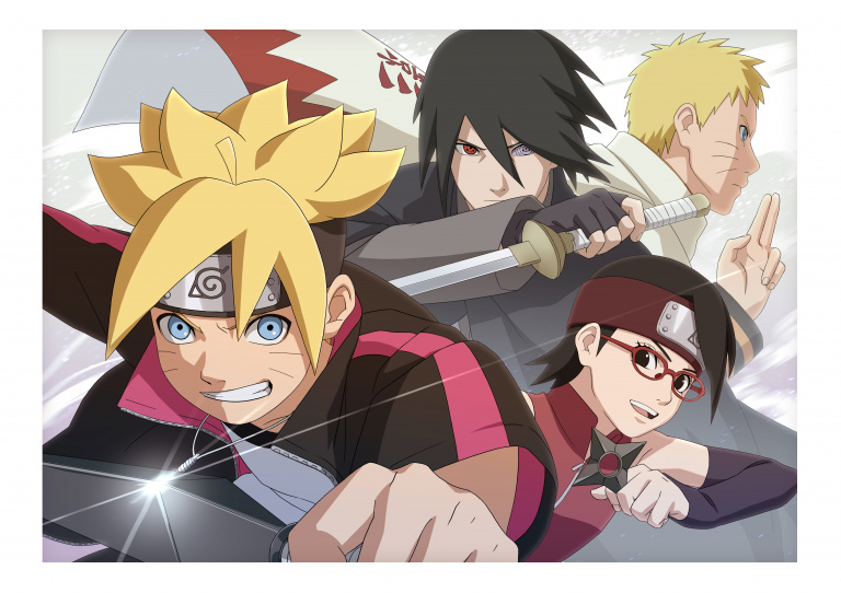 Naruto Shippuden Storm 4 Road to Boruto daté en Europe