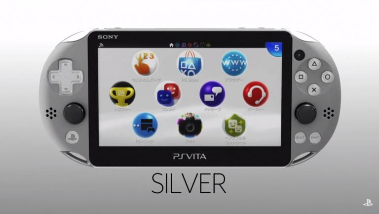 TGS 2016 : Deux nouveaux coloris pour la PlayStation Vita
