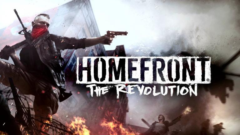 Homefront : The Revolution - Un nouveau patch améliore grandement les performances