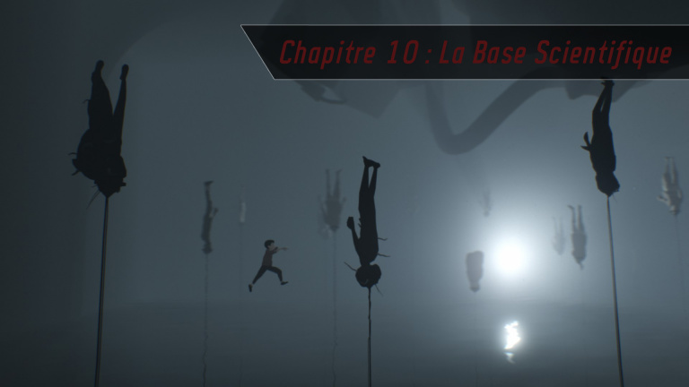 chapitre 10 : La Base Scientifique (Checkpoints 48 à 55)