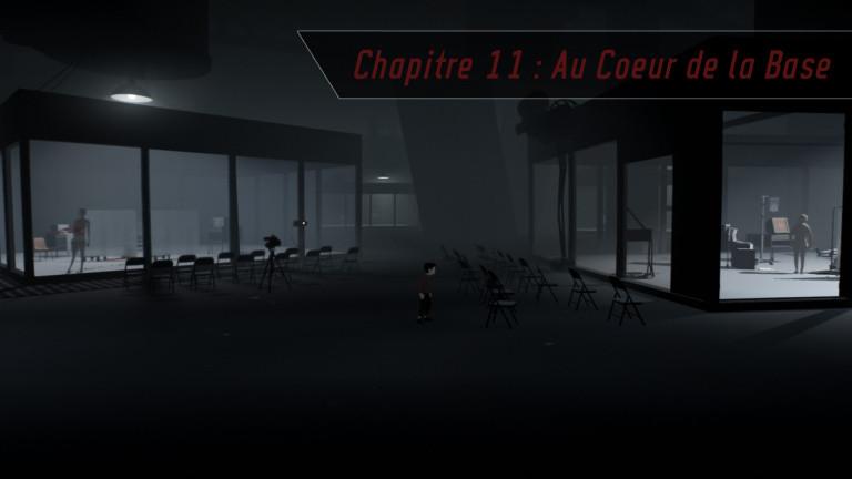 Chapitre 11 : Au Cœur de la Base (Checkpoints 56 à 59)