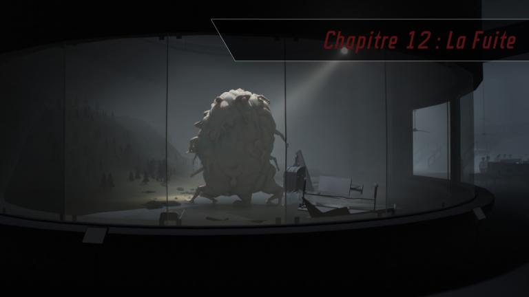 Chapitre 12 : La Fuite (Checkpoints 60 à 67)