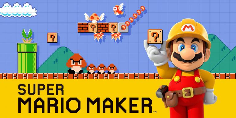 Pas de 3D pour Super Mario Maker 3DS