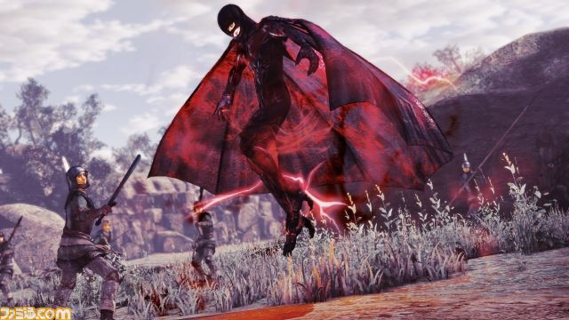 Berserk and the Band of the Hawk : Femto sera jouable