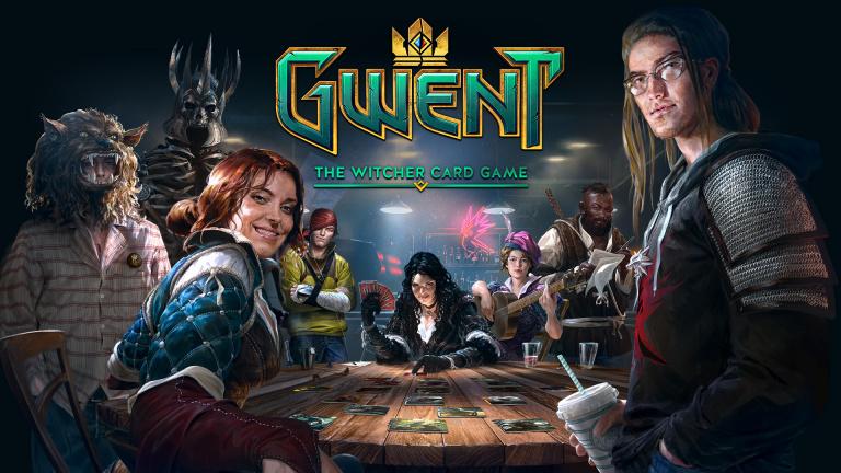 Sus aux serveurs de Gwent : The Witcher Card Game !