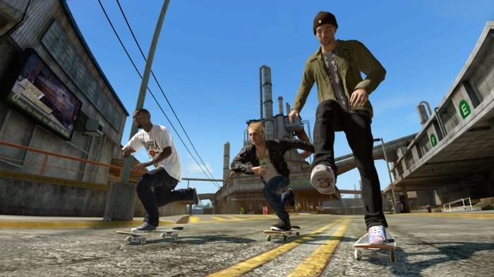 Skate 3 : la rétrocompatibilité toujours d'actualité sur Xbox One