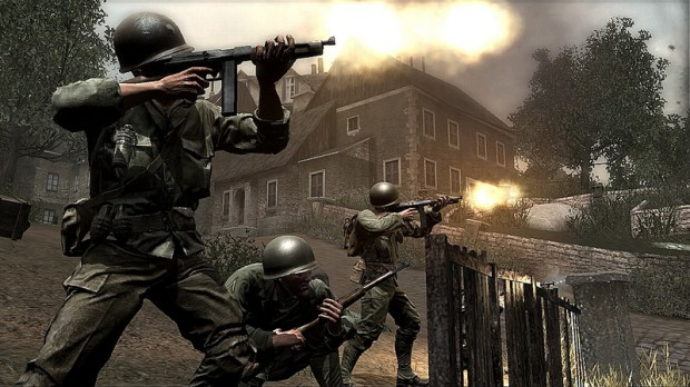 Call of Duty 3 rétrocompatible sur Xbox One