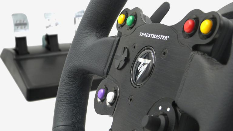 Test du volant Thrustmaster TX Racing Wheel Leather Edition : La véritable référence sur Xbox One ?