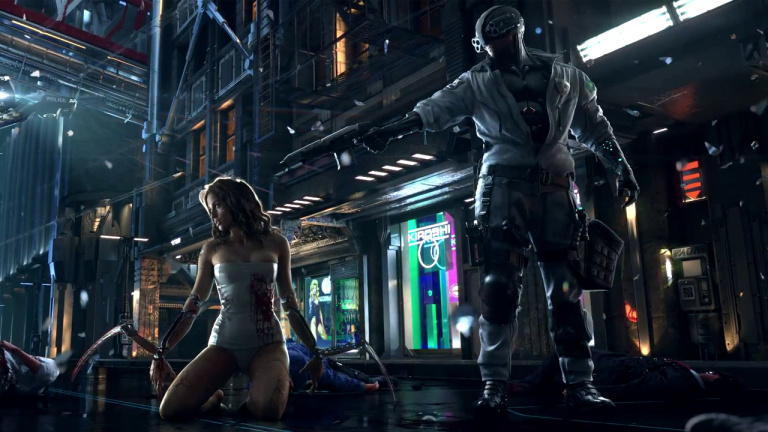 Cyberpunk 2077 : un mode multijoueur intégré à l'aventure solo