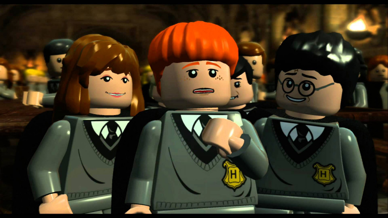Lego Harry Potter arrive sur Android