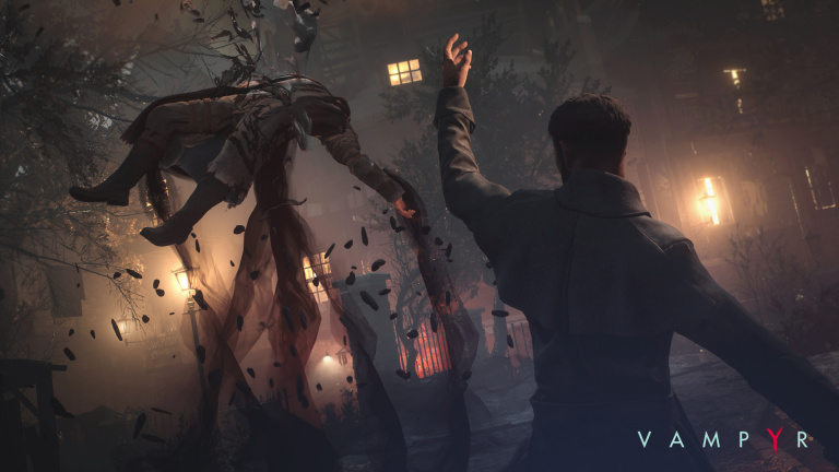 Vampyr : quelques images et détails sur les combats