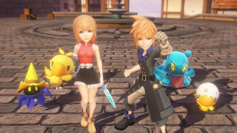 World of Final Fantasy : les bonus de son édition Day One