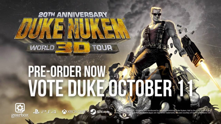 Trophées et succès de Duke Nukem 3D: 20th Anniversary Edition World Tour