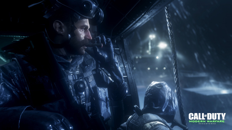 [MAJ] Call of Duty Infinite Warfare nécessaire pour jouer à Modern Warfare Remastered