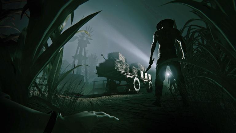 La démo d'Outlast 2 est disponible sur PS4