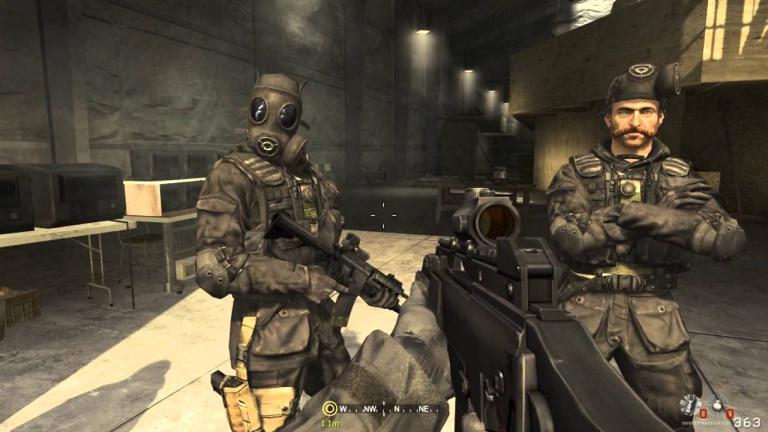 Call of Duty 4 : Modern Warfare Remastered révèle sa liste de trophées PS4