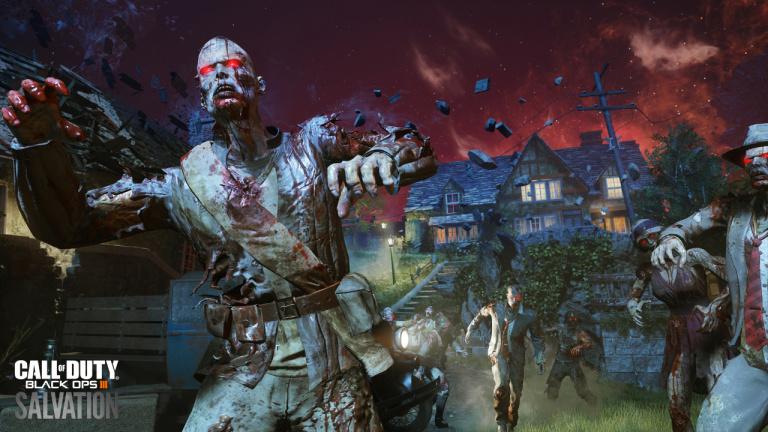 Call of Duty : Black Ops 3 - La mise à jour 1.17 détaillée