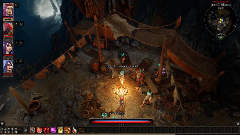 L'elfe emprisonné