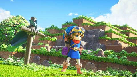 Live jeudi à 12h : On joue à Dragon Quest Builders !