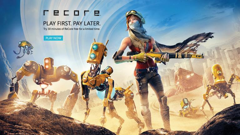 ReCore : Microsoft lance une démo de 30 minutes