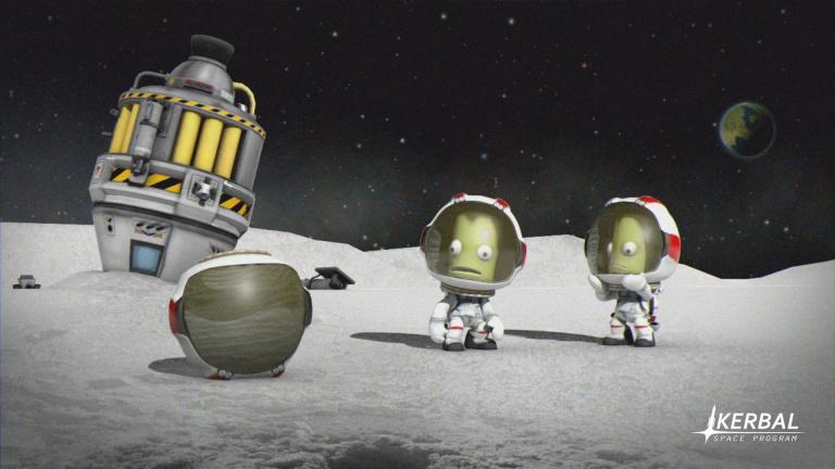 8 développeurs de Kerbal Space Program quittent le navire