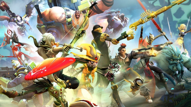 Battleborn : son mode gratuit arrive le 13 octobre 2016