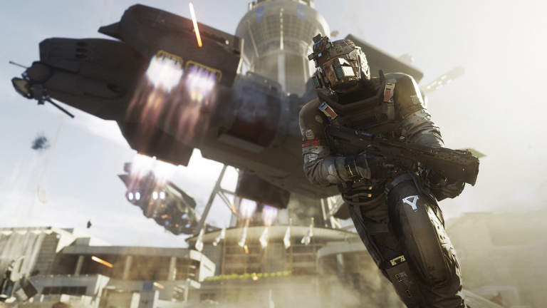 Call of Duty : Infinite Warfare révèle le contenu de sa beta