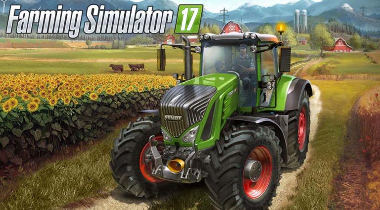 Farming Simulator 17 : Les mods aussi sur PS4 et Xbox One