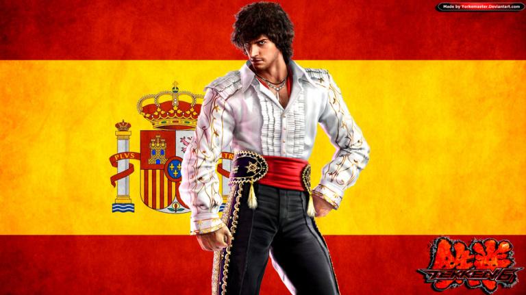 Tekken 7 : L'espagnol Miguel de retour au casting