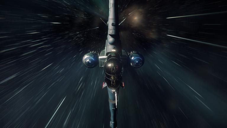 Star Citizen - Rapport de mission 1 de JVCorp