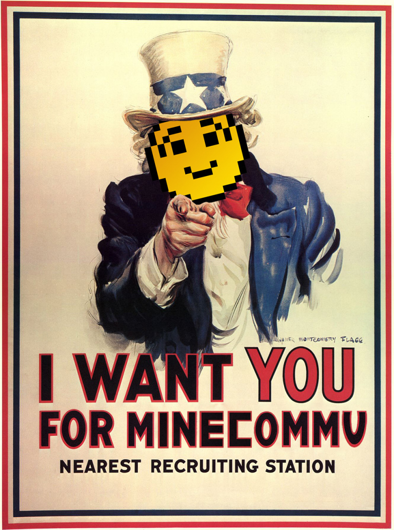 Minecommu, un havre minecraftien
