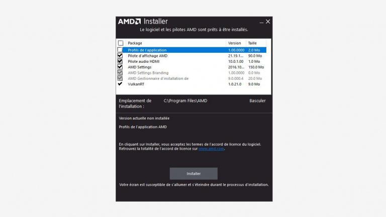 AMD arrête le support de son application Gaming Evolved