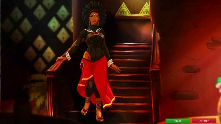 Aurion, le jeu african fantasy fait son entrée au cinéma et sur mobile !