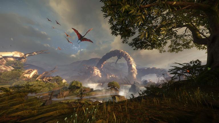 Robinson : The Journey, le jeu en réalité virtuelle sortira le 9 novembre