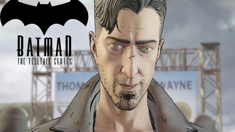 Batman : The Telltale Series - Episode 3 disponible à la fin du mois sur PS4, Xbox One et PC