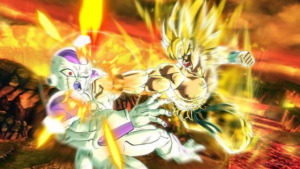 La nouvelle bêta de Dragon Ball Xenoverse 2 disponible au téléchargement