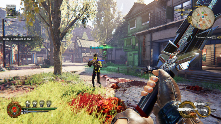 Shadow Warrior 2 : retour en forme pour le FPS brutal