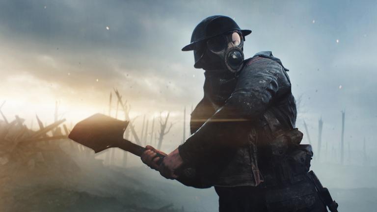 Battlefield 1 : un pistolet qui ne pèse pas lourd